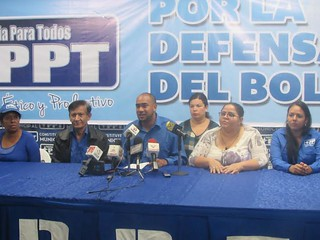 La organizaión trabajará por los candidatos del GPP