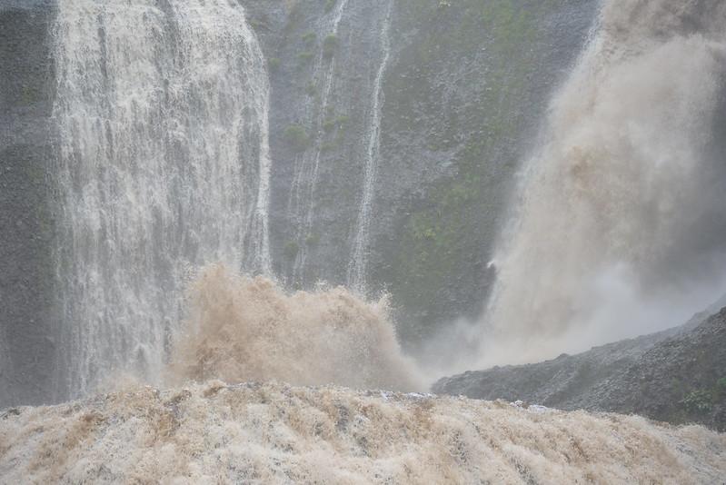 150811 夏の青春18きっぷの旅 茨城編 袋田の滝