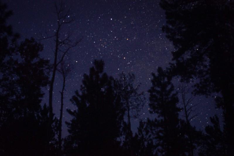 Stars in Utah