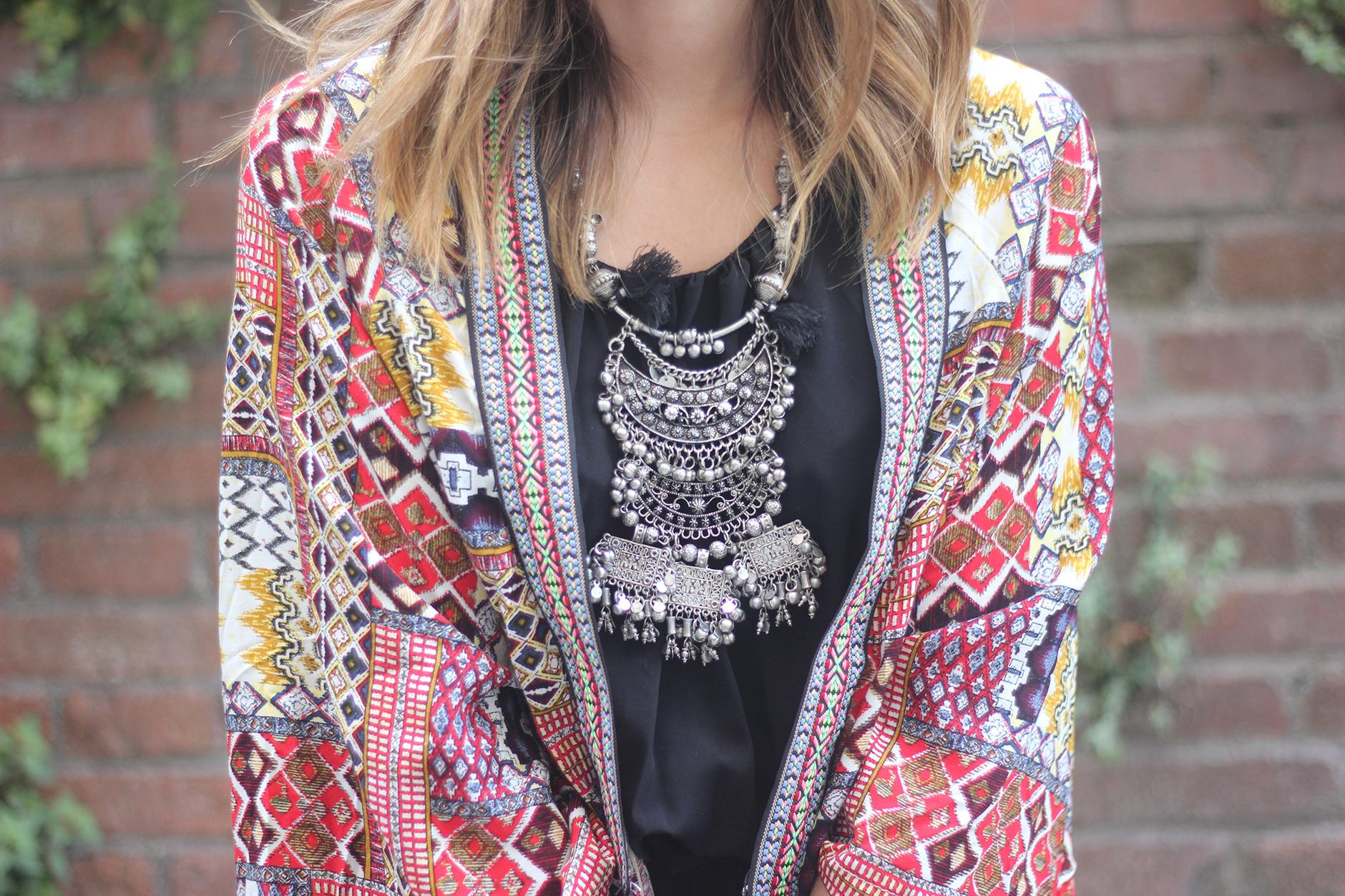 Kimono With Black Jumpsuit14