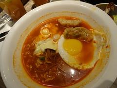 Ramen Egg Meat