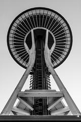 Seattle       Space Needle Gills