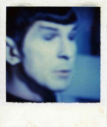spock speaking