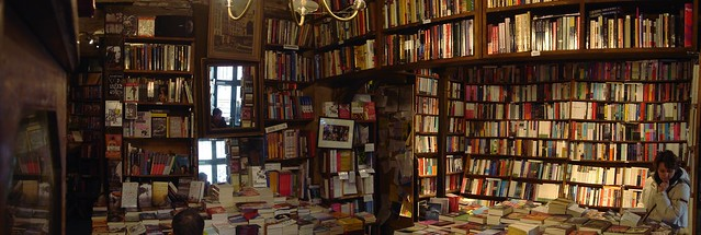 The Shakespeare & Company Bookshop