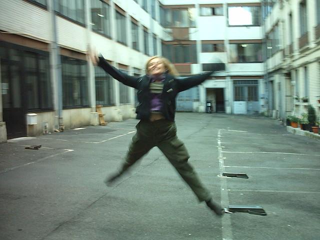jump, Fujifilm Digital Q1
