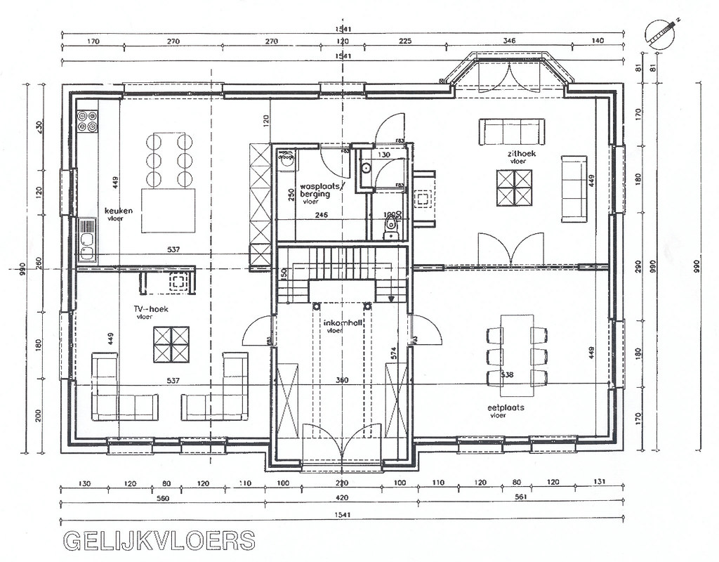House plans ground floor the proposed ground floor for for Wall homes floor plans