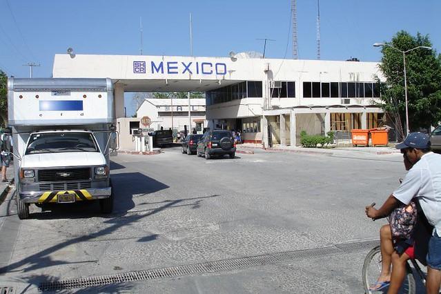 Chetumal border