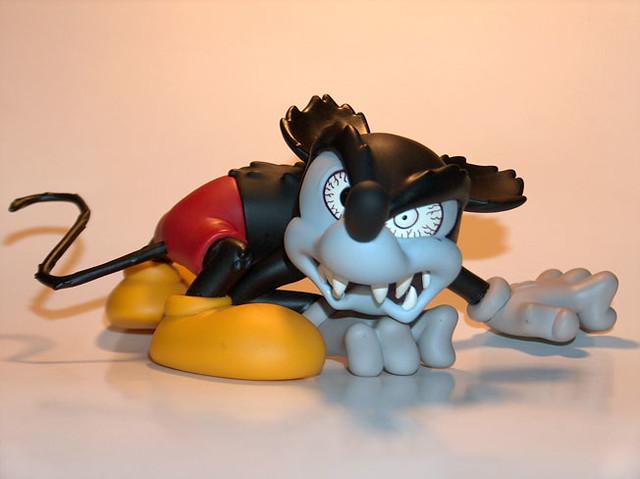 Mickey Mouse vinyl