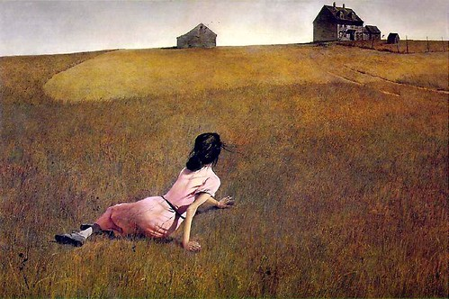 Andrew Wyeth -- Christina's World