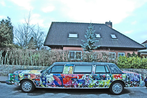 Funky Limo 1