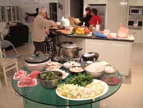 Hong's Dad's Steamboat
