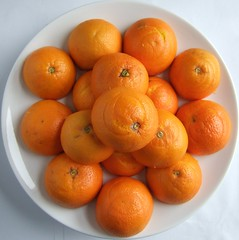 oranges - post juicification