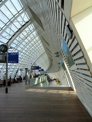Gare TGV, Avignon