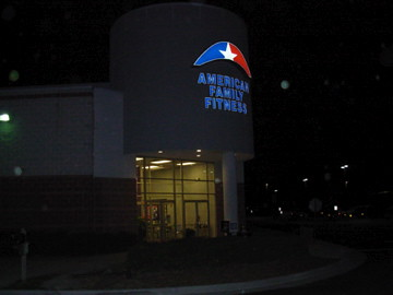 American Family Fitness Center