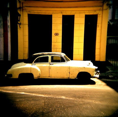 the typical photo of cuba!