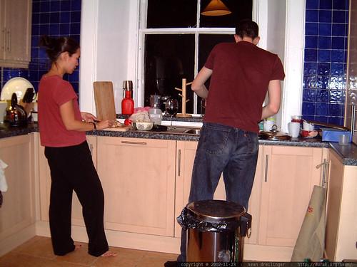 cooking dinner   dscf3435