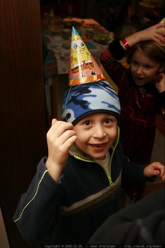 2005-11-05, birthday party, kids, three yea… _MG_9321.JPG