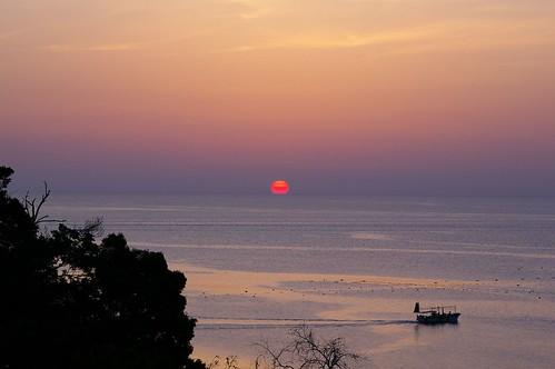 sea sky japan sunrise geotagged dawn toyama nanao ishikawa fa77mm geo:lat=369617119 geo:lon=1370500553
