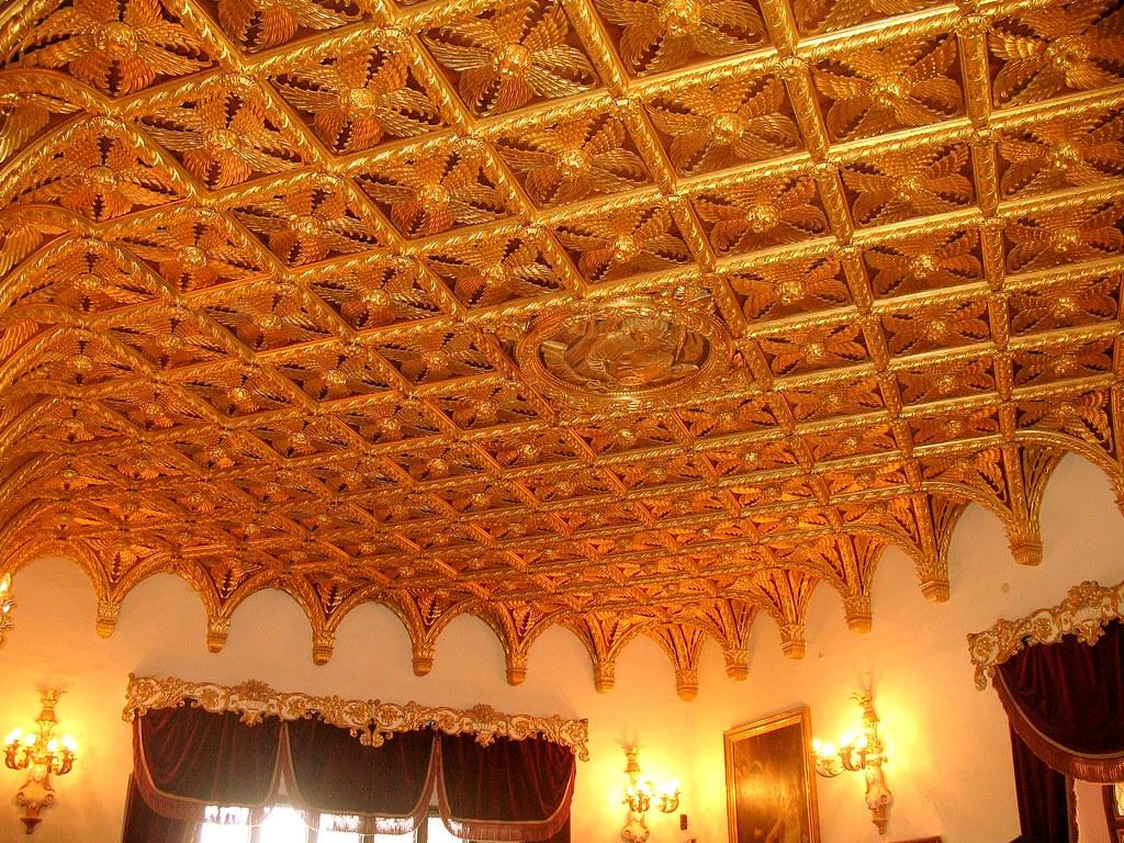 The Golden Hall, Bojnice Castle
