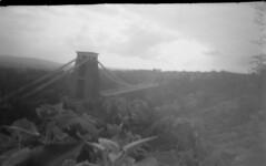 Pinhole Suspension Bridge