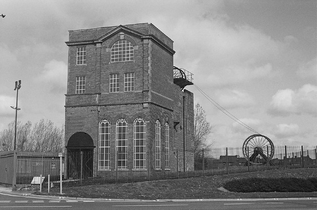 Headstock Building, St Hilda's Colliery