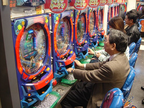 More pachinko