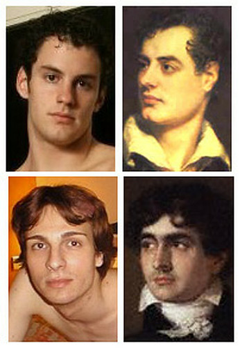 Lord Byron, John Polidori and their Doppelgangers