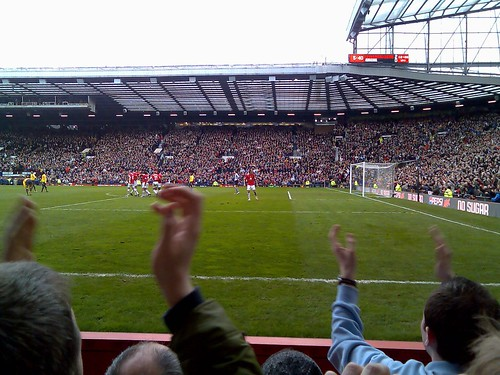 Manchester United vs Arsenal 09-04-06