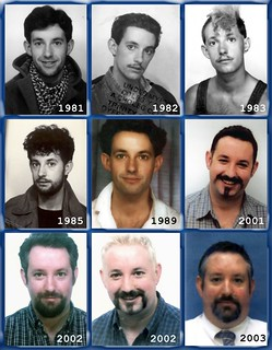 Rob thru the years 1981-2003
