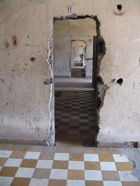 Tuol Sleng (S-21) Prison