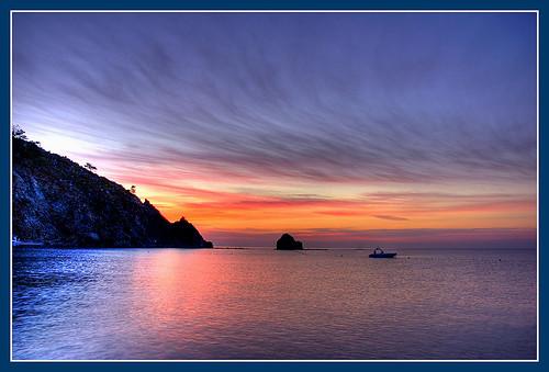 sea sunrise turkey boat nikon d70s hdr kemer akdeniz tekirova rixos nikonstunninggallery medittarenean türkiye