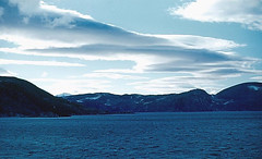 Arctic Clouds, Canada
