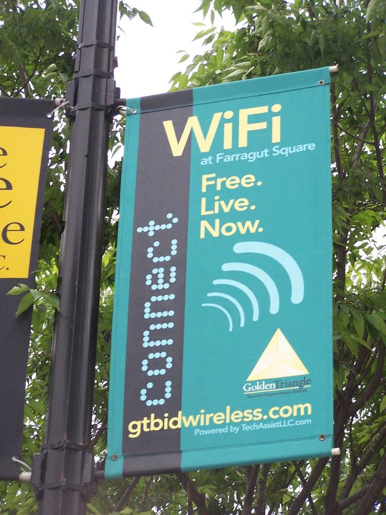 WiFi banner