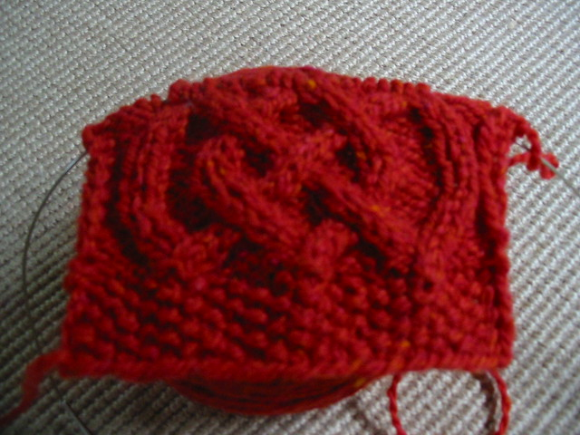 Knitting Stitches A To Z : 220 ARAN STITCHES AND PATTERNS   Free Patterns