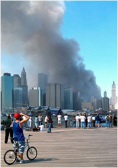 [9/11] Brooklyn - Onlookers