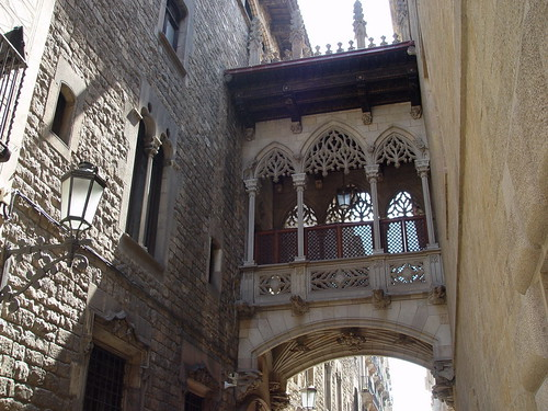 Barcelona: Das Haus Barri Gòtic