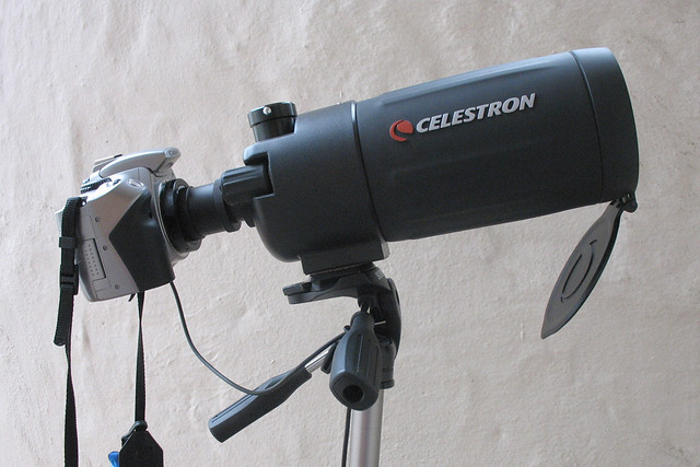 Celestron Travel Scope   Mm Refractor Telescope Review