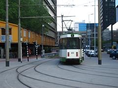 Trams, Rotterdam Centraal