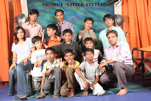 The Little steves batch at samvedna
