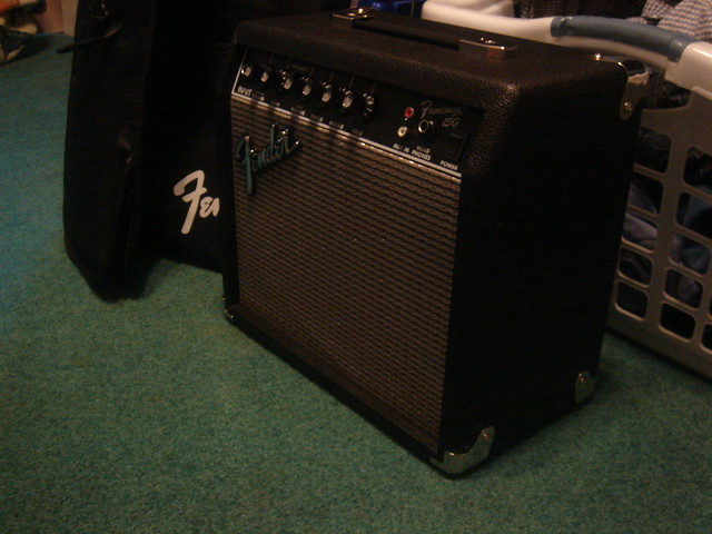 Photo:Fender amp By shadowhound