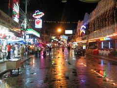 Rainy Night in Thailand