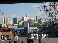 South Street Seaport by Martin Haesemeyer, on Flickr