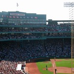 Fenway Park: Pesky Pole and Grandstand