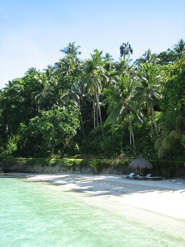 vacation beach resort