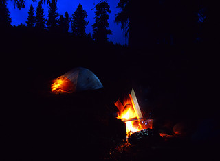 Deep Twilight, Camping