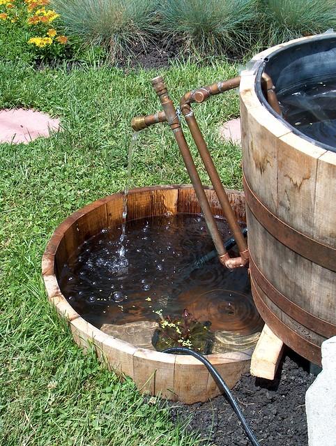 Our Barrel Pond Flickr Photo Sharing