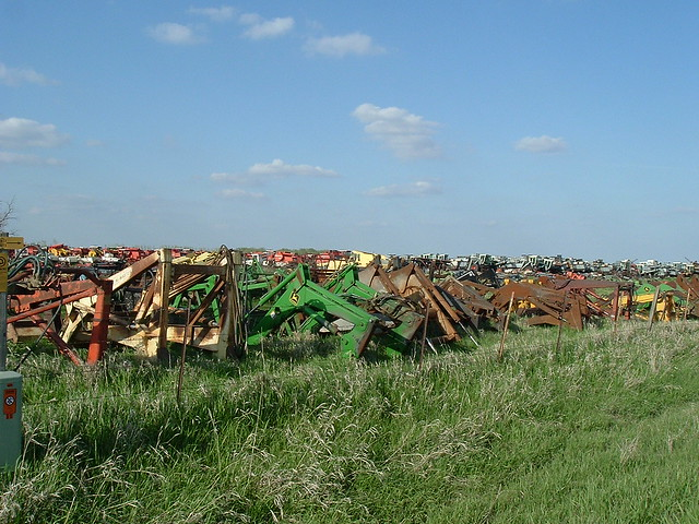 Tractor Salvage Yards : Tractor salvage yard flickr photo sharing