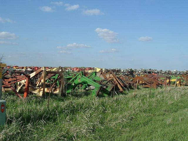 Garden Tractor Salvage Yards Colorado : Tractor salvage yard flickr photo sharing