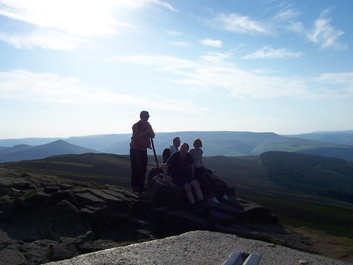On the top of Winhill