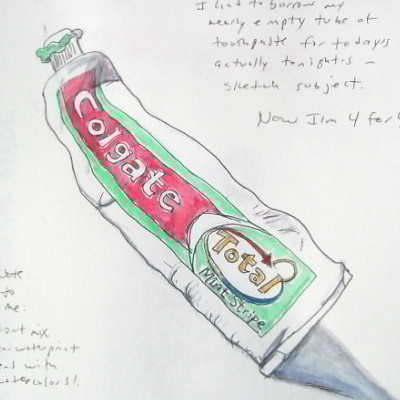 toothpaste tube 6406 | Flickr - Photo Sharing!